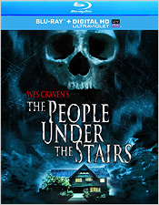 The People Under the Stairs (Blu-ray Disc)
