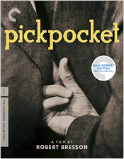 Pickpocket (Criterion Blu-ray Disc)