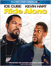 Ride Along (Blu-ray Disc)