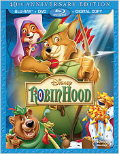 Robin Hood: 40th Anniversary Edition (Blu-ray Disc)