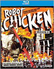 Robot Chicken: Season 6 (Blu-ray Disc)