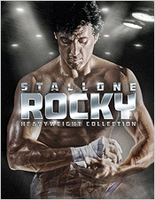 Rocky: Heavyweight Collection (Blu-ray Disc)