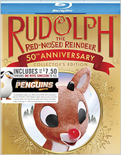 Rudolph the Red-Nosed Reindeer: 50th (Blu-ray Disc)