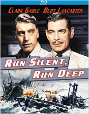Run Silent Run Deep (Blu-ray Disc)