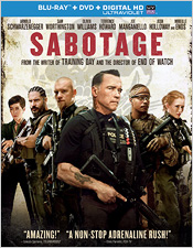 Sabotage (Blu-ray Disc)