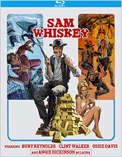 Sam Whiskey (Blu-ray Disc)