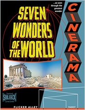 Seven Wonders of the World (Cinerama Blu-ray)