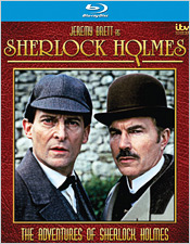 The Adventures of Sherlock Holmes (Blu-ray Disc)