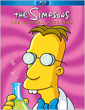 The Simpsons: The Sixteenth Season (Blu-ray Disc)