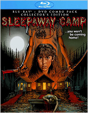 Sleepaway Camp: Collector's Edition (Blu-ray Disc)