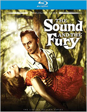 The Sound and the Fury (Blu-ray Disc)