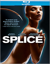 Splice (Blu-ray Disc)