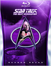 Star Trek: The Next Generation - Season 7 (Blu-ray Disc)