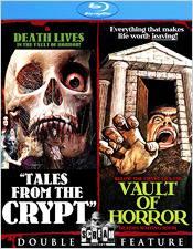 Tales from the Crypt / Vault of Horror (Blu-ray Disc)