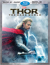 Thor: The Dark World (Blu-ray 3D/Blu-ray Combo)