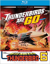 Thunderbirds Are Go (Blu-ray Disc)