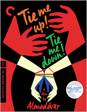 Tie Me Up! Tie Me Down! (Criterion Blu-ray Disc)
