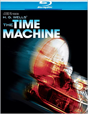 The Time Machine (Blu-ray Disc)