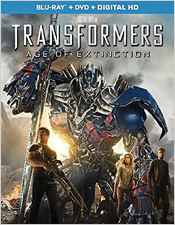 Transformers: Age of Extinction (Temp Blu-ray)