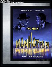 Two Men in Manhattan (Blu-ray Disc)