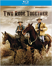 Two Rode Together (Blu-ray Disc)