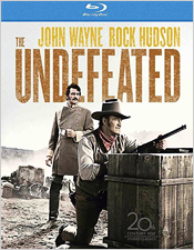 Undefeated (Blu-ray Disc)