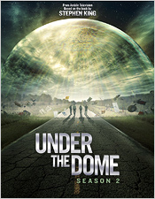 Under the Dome: Season Two (Blu-ray Disc)