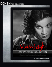 The Vivien Leigh Anniversary Collection (Blu-ray Disc)