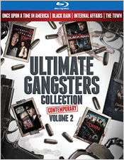 Ultimate Gangsters Collection: Contemporary – Volume 2 (Blu-ray Disc)