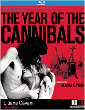 The Year of the Cannibals (Blu-ray Disc)