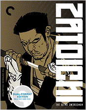 Zatoichi: The Blind Swordsman (Blu-ray Disc)
