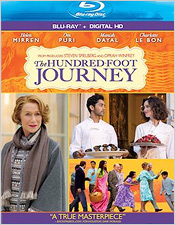 The Hundred-Foot Journey (Blu-ray Disc)