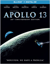 Apollo 13: 20th Anniversary Edition (Blu-ray Disc)