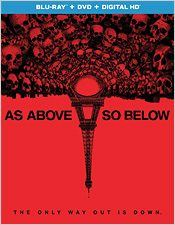 As Above So Below (Blu-ray Disc)