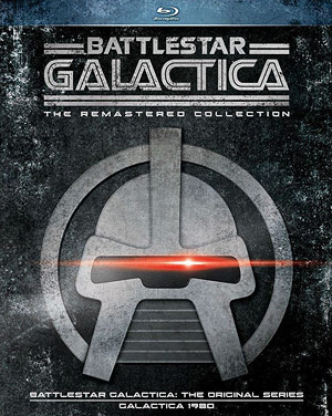 Battlestar Galactica: The Remastered Collection (Blu-ray Disc)