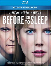 Before I Go to Sleep (Blu-ray Disc)
