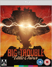 Big Trouble in Little China (Region B Blu-ray Disc)