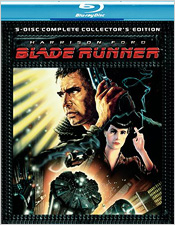 Blade Runner: The Final Cut (5-disc Blu-ray)