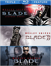 The Blade Trilogy (Blu-ray Disc)
