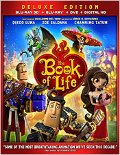 Book of Life (Blu-ray 3D)