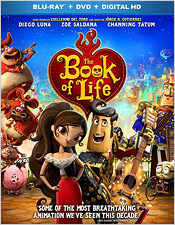 Book of Life (Blu-ray Disc)
