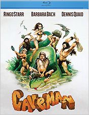 Caveman (Blu-ray Disc)
