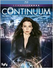 Continuum: Season Three (Blu-ray Disc)