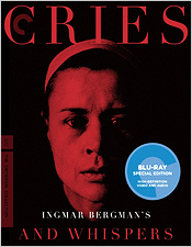 Cries and Whispers (Criterion Blu-ray Disc)