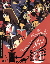 Day for Night (Criterion Blu-ray Disc)