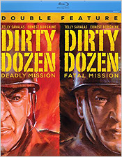 The Dirty Dozen (Double Feature - Blu-ray Disc)