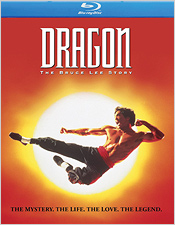 Dragon: The Bruce Lee Story (Blu-ray Disc)