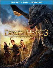Dragonheart 3 (Blu-ray Disc)