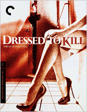 Dressed to Kill (Criterion Blu-ray Disc)