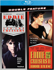 Eddie and the Cruisers double feature (Blu-ray Disc)